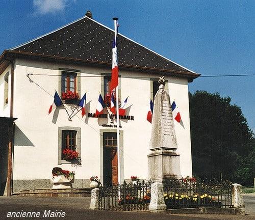 Ancienne Mairie eteaux