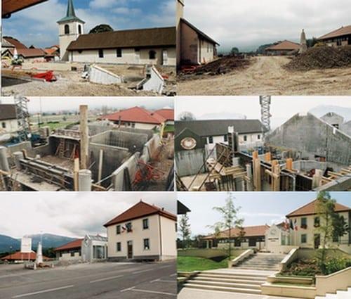 travaux mairie eteaux