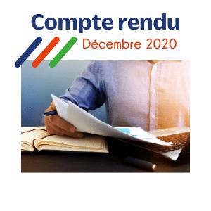 Compte rendu décembre 2020 Eteaux