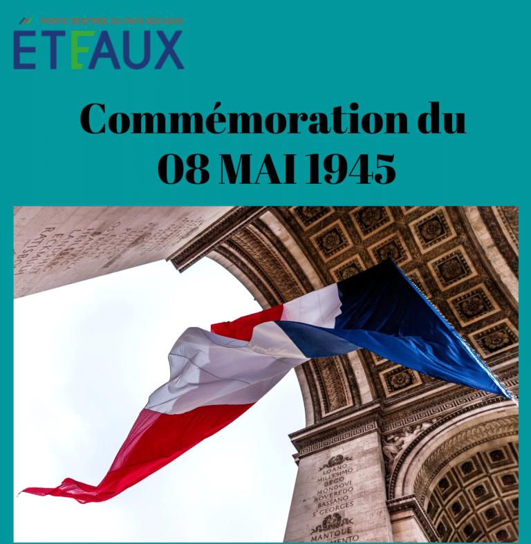 commemoration du 08 MAI 1945 réduite