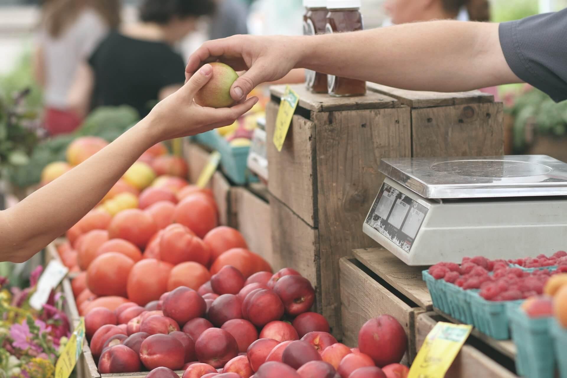 marché local